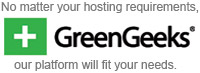 GreenGeeks - The best web hosting