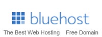 Bluehost - The best web hosting